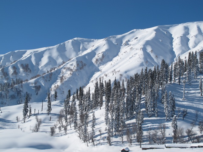 Gulmarg – a powder paradise in the most unlikely of places