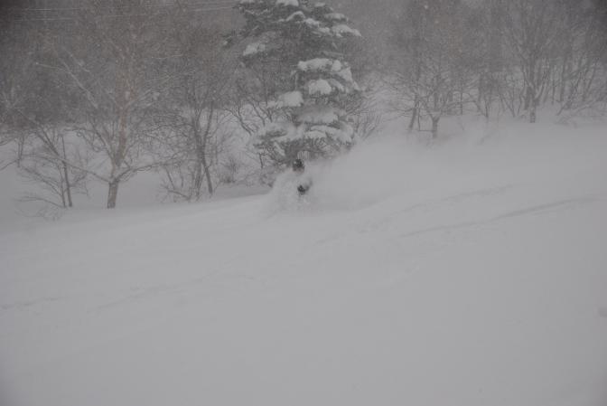 Iwanai, Hokkaido – Cat Skiing