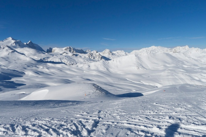 Review: Tignes – France