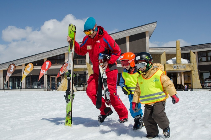 So you want to work in a ski resort?