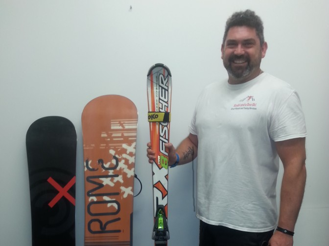 Ski and snowboard tuning in Perth?
