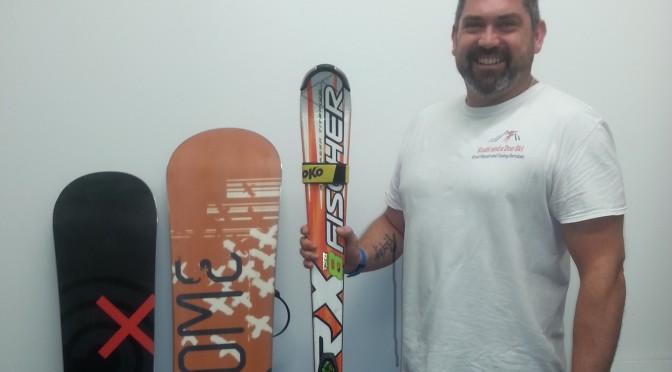 Ski and snowboard tuning in Perth?