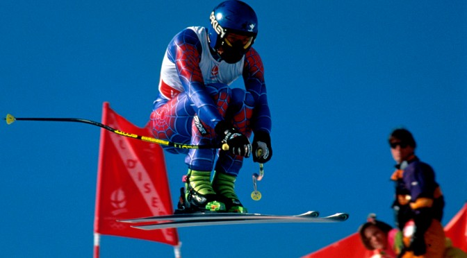 15 mins with Australian skiing legend, Steven Lee