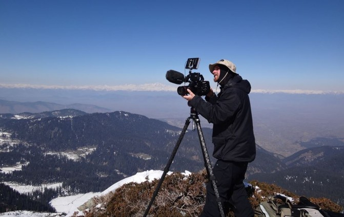 Gulmarg, India – in moving pictures