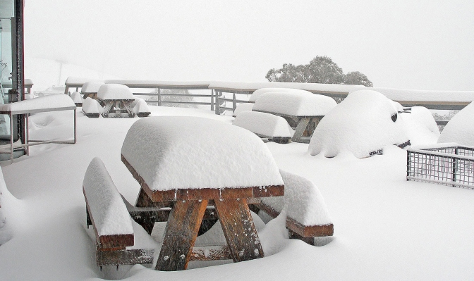The 2016 Aussie ski season is off to a great start: or is it?