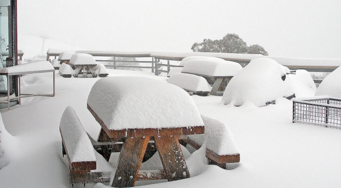 Massive snowfalls to hit Aussie resorts