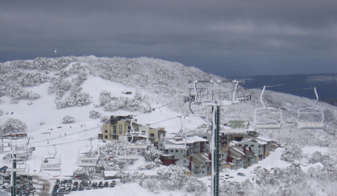 100 cm of the good stuff across the Aussie resorts: punters happy