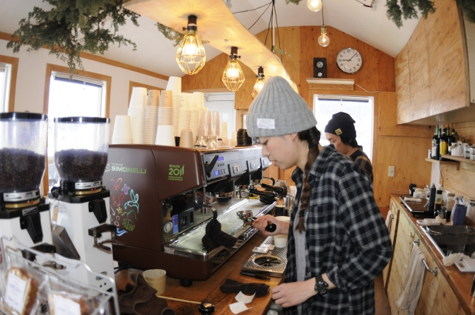 The definitive guide to finding a good coffee in Niseko, Japan