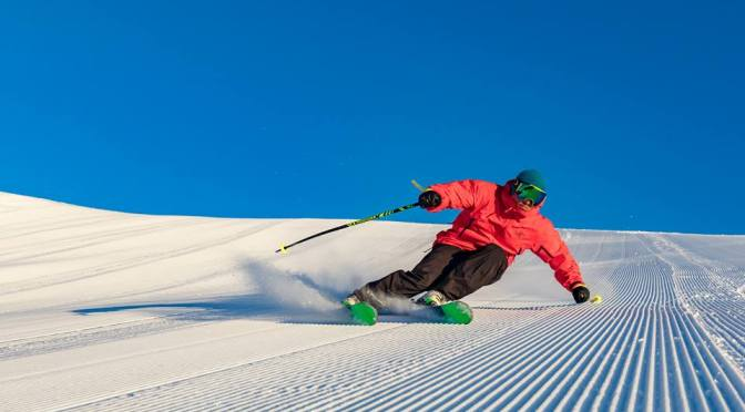 Spring is in the air and there's never been a better time to ski