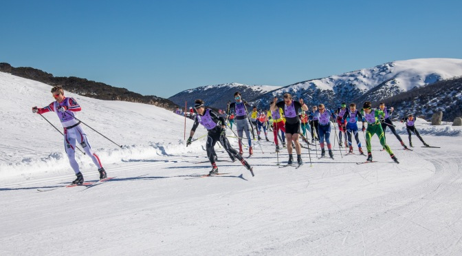 2017 produces all time conditions for Australia's premier nordic skiing event