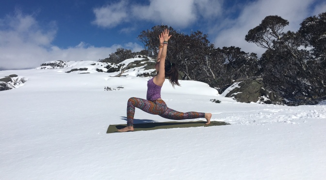 Snoga: It's yoga for skiers
