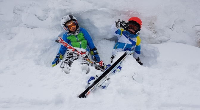 10 reasons to take your kids skiing in Madarao, Japan, this summer