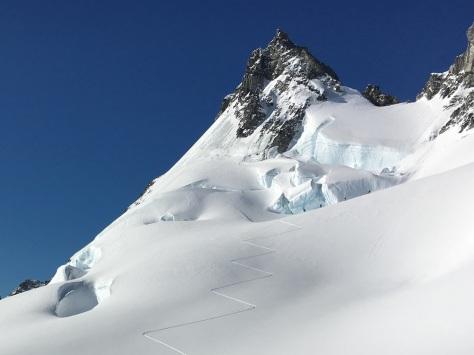 Stephan ski track