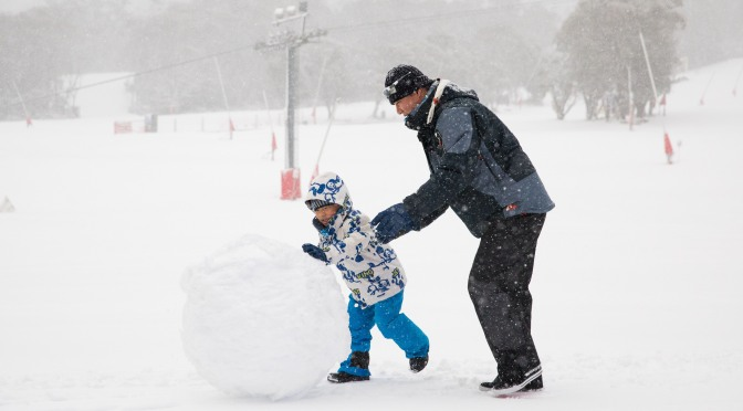 """Thredbo: """"It's dumping and there's no sign of it letting up yet"""""""