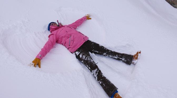 15cm of fresh snow at Mt Buller