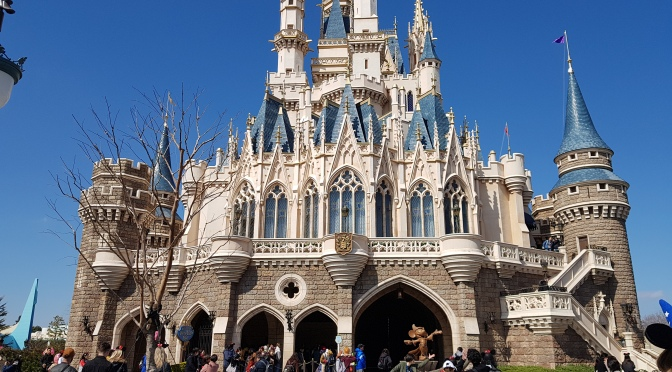 Tokyo Disney: a must visit as part of your  Japanese snow holiday